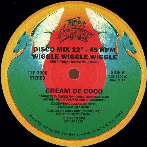 Cream De Coco