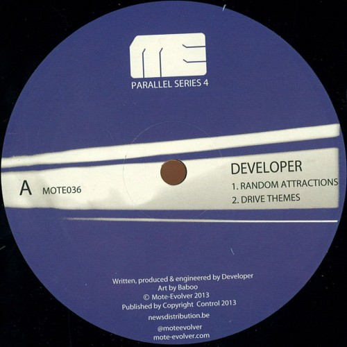 Developer Truncate Parallel Series 4