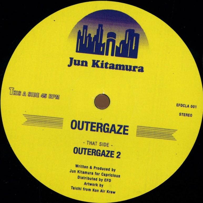 JUN KITAMURA OUTERGAZE OUTERGAZE 2