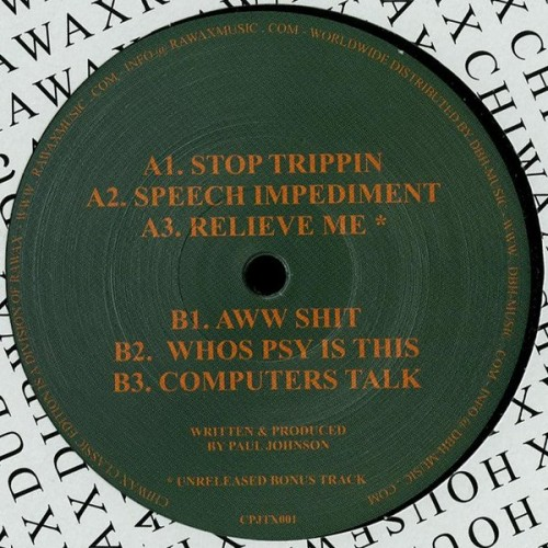 Paul Johnson Stop Trippin