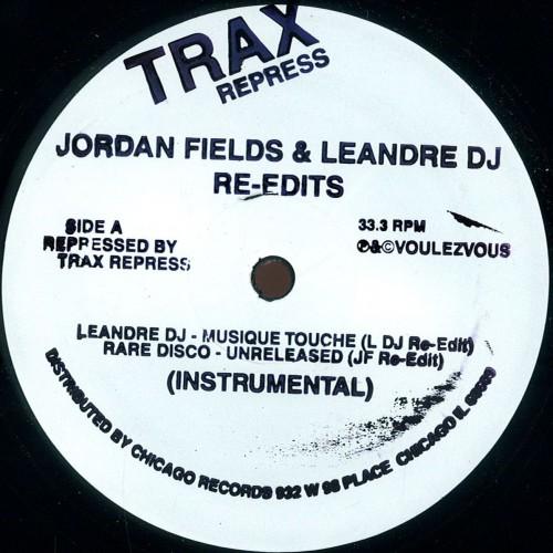 Jordan Fields & Leandre D
