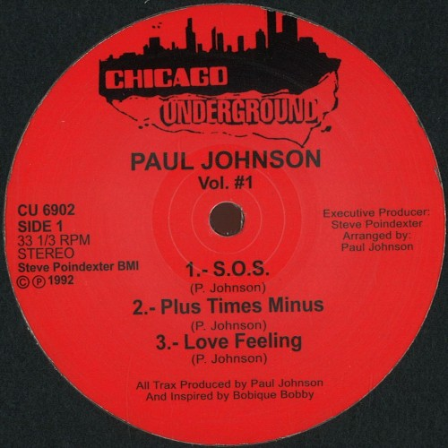 PAUL JOHNSON VOL.1