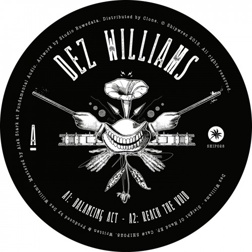 Dez Williams_Sleight Of Hand EP_Ship028