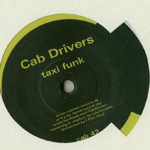 cab drivers taxi funk
