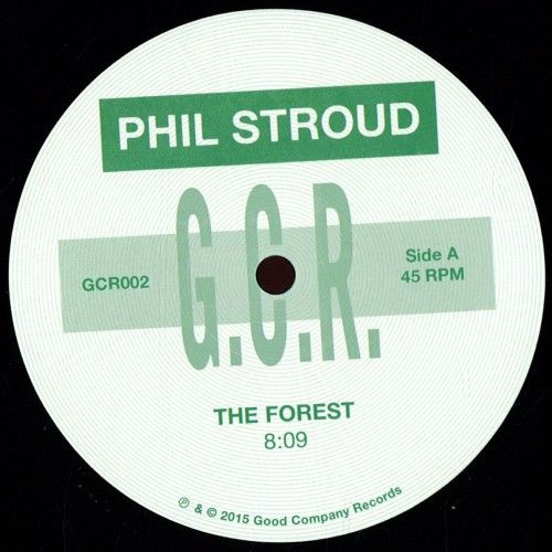 Phil Stroud The Forest Yemaja Feat Jack Doepel
