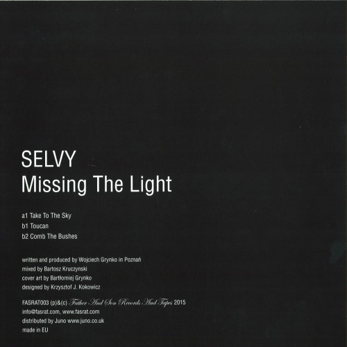 Selvy Missing The Light