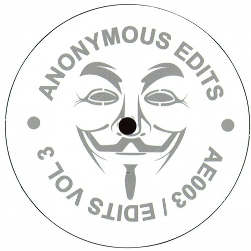 Various Artists Anonymous Edits Vol 3