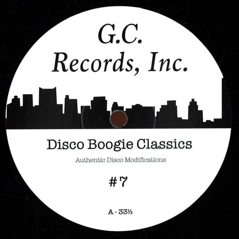 Various Artists Disco Boogie Classics Vol 7