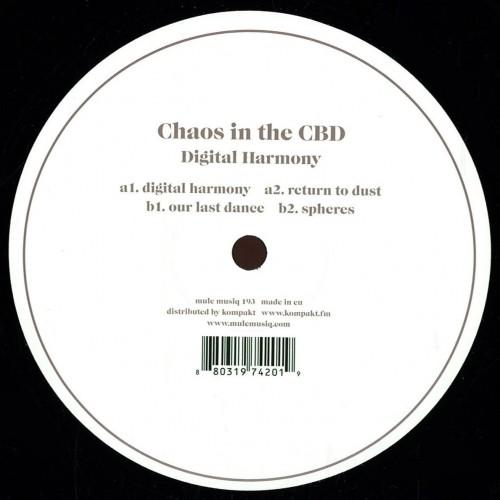 Chaos In The Cbd Digital Harmony