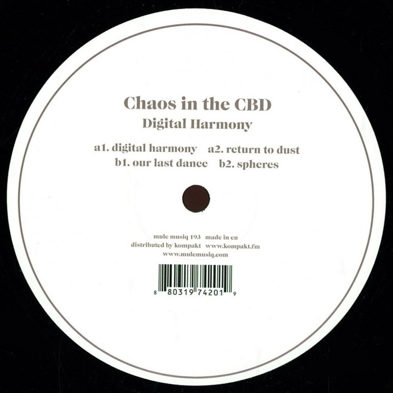 Chaos In The Cbd Digital Harmony