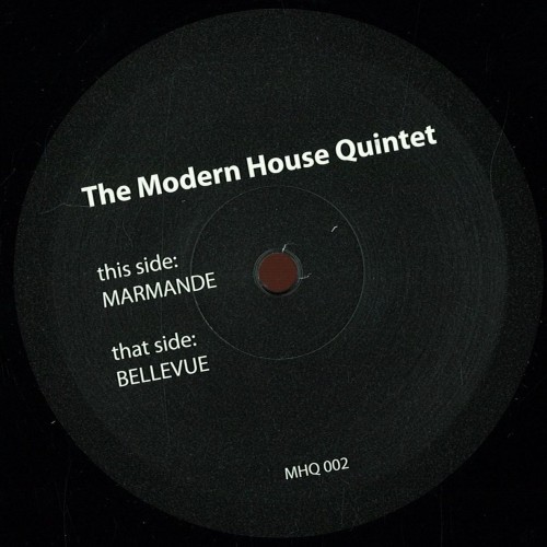 The Modern House Quintet Marmande bellevue