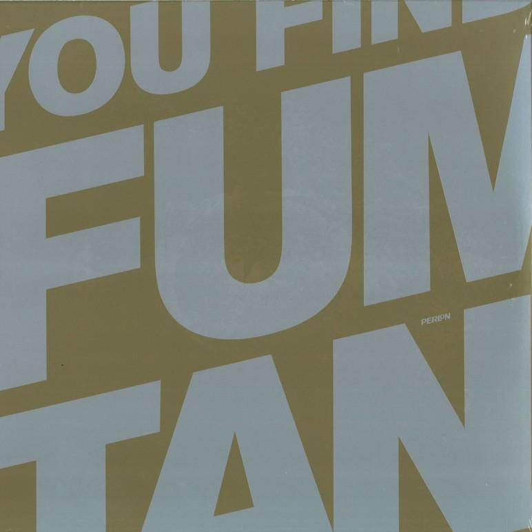 Fumiya Tanaka You Find The Key (3lp)