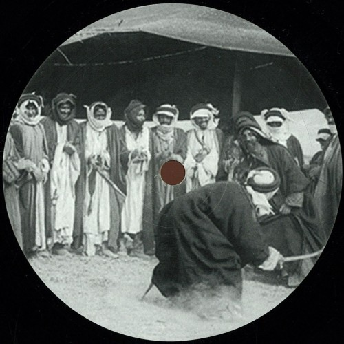 The White Man & The Arab The Sword Dance Ep