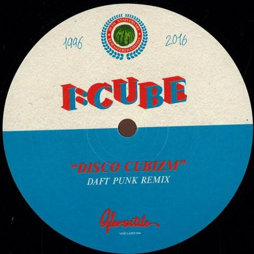 disco cubizm I-cube