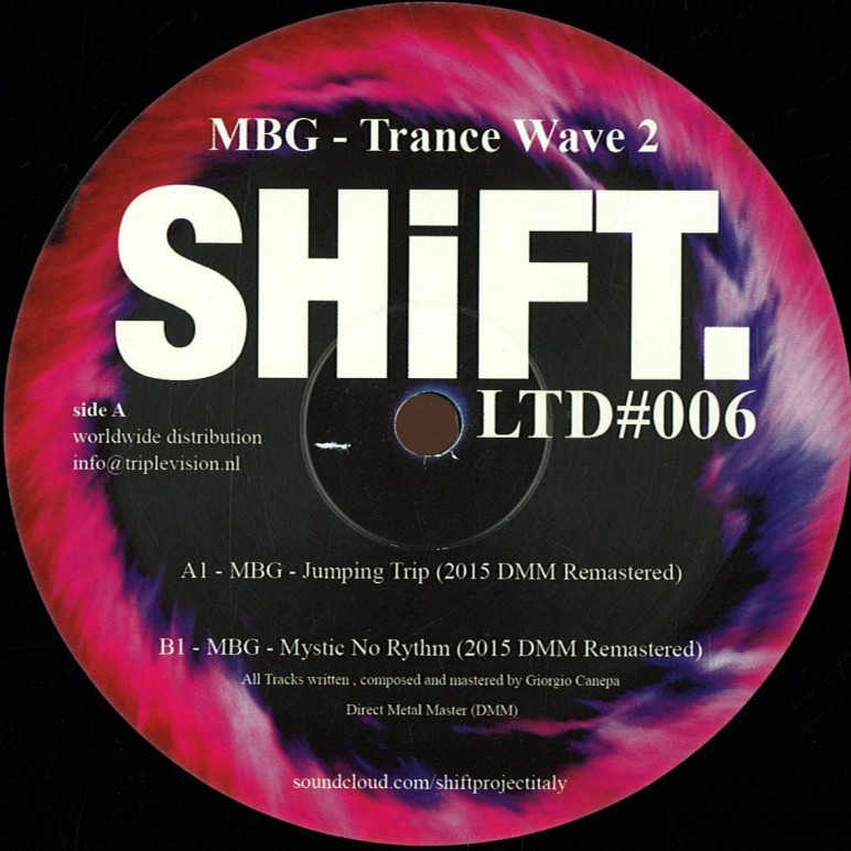 mbg trance shift limited