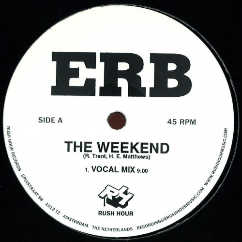 ERB THE WEEKEND
