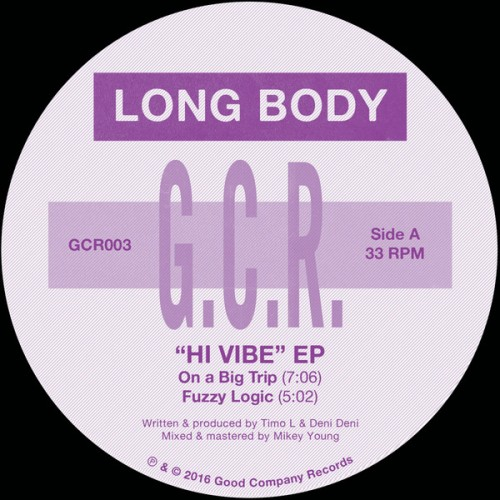 Long Body Hi Vibe Ep