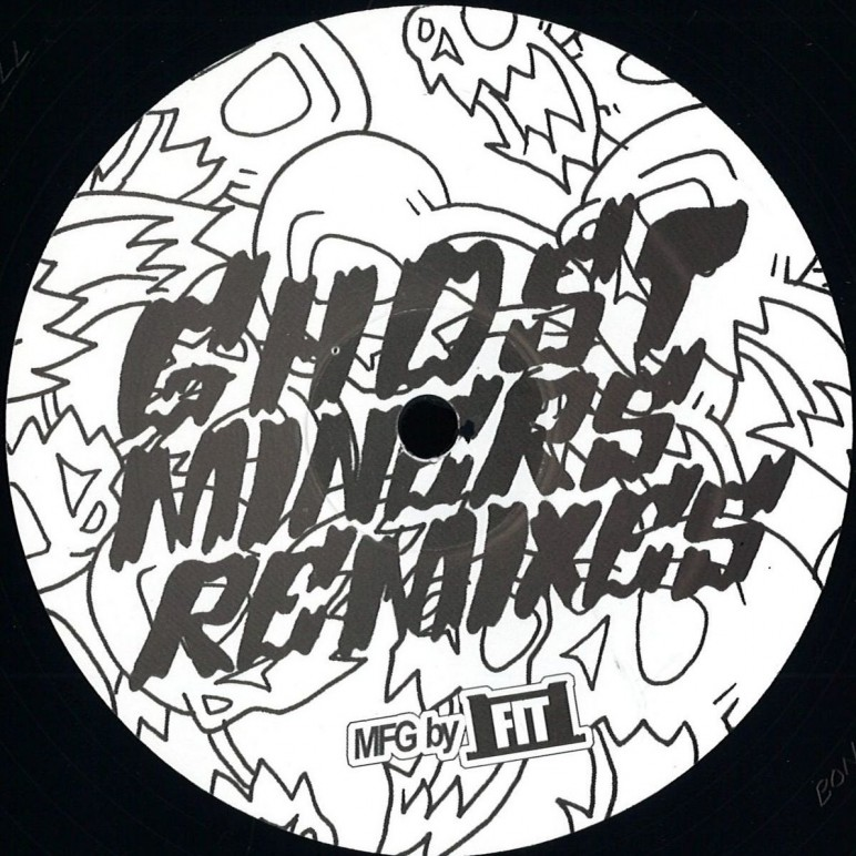 Jared Wilson ‎– Ghost Miners Remixes