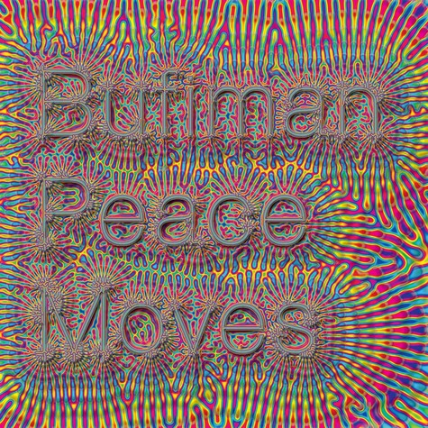 Bufiman - Peace Moves EP