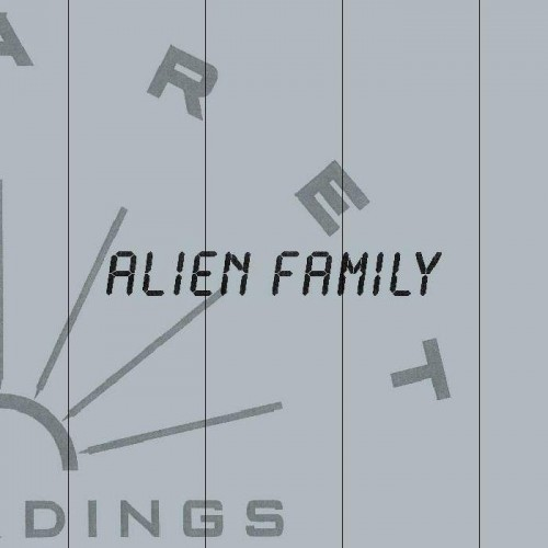Various ‎– Alien Family