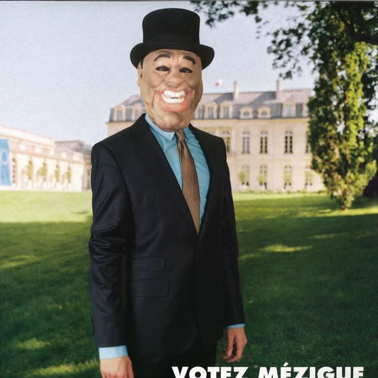 Votez Mezigue Lp