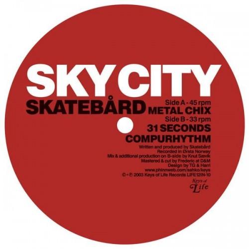 skatebård skycity