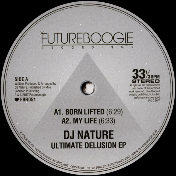 ultimate delusion dj nature
