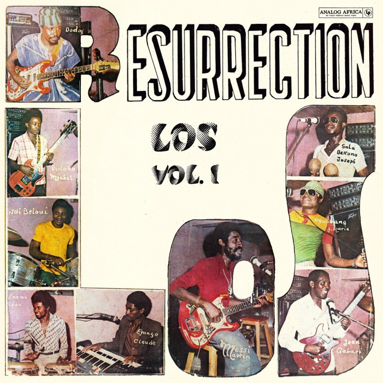 ANALOG AFRICA LIMITED DANCE EDITION NR 07 – RESURRECTION LOS