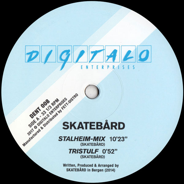 digitalo skatebård