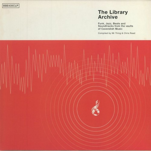 The Library Archive Funk Jazz Beats & The Vaults Of Cavendish Music
