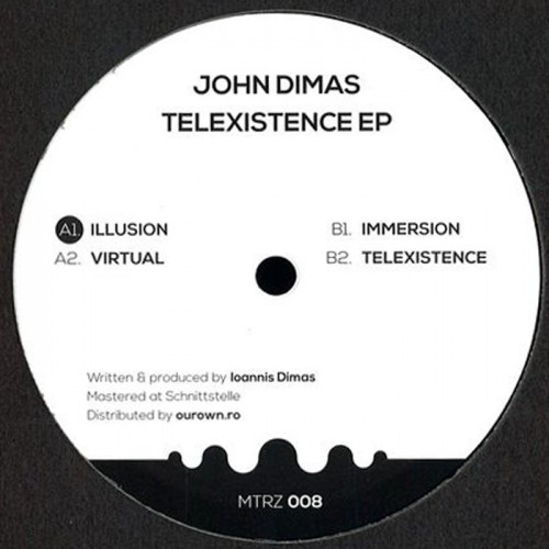 John Dimas – Telexistence