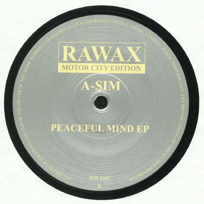 peaceful mind