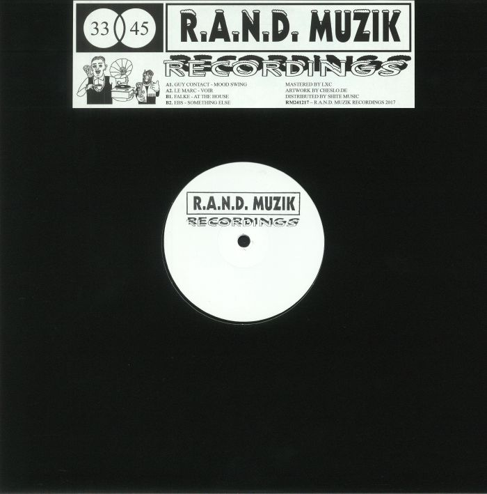 Rm241217 Bikini Waxx Records