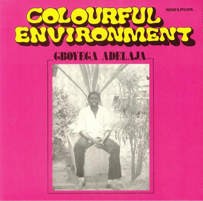 colorful enviorment