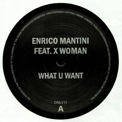 what u want