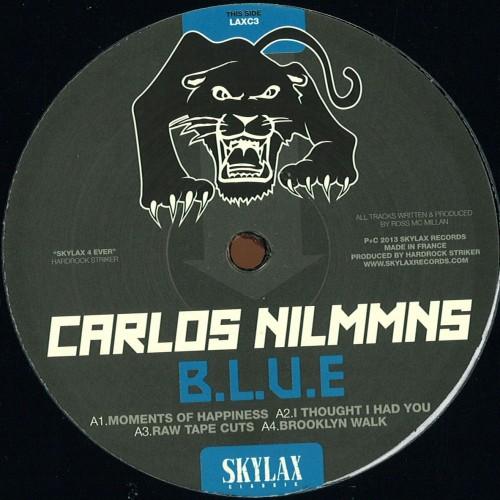 Carlos Nilmmns - B.L.U.E.