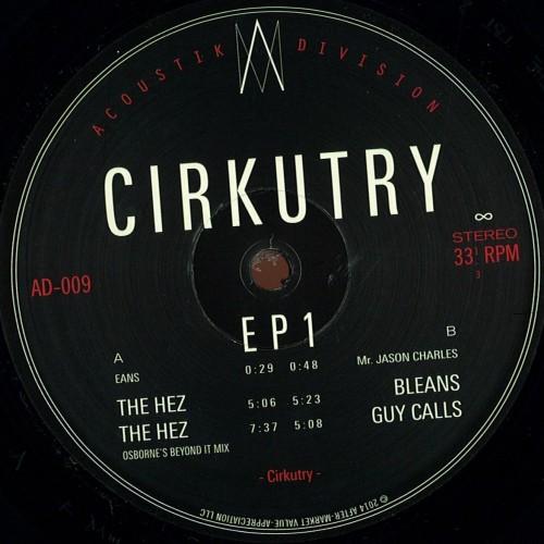 Cirkutry - EP1