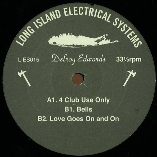 delroy edwards for club use only