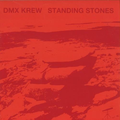 DMX KREW STANDING STONES (1 PER CUSTOMER) (CLEAR MARBLED VINYL LP