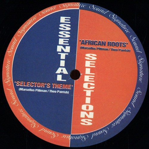 THEO PARRISH ESSENTIAL SELECTIONS