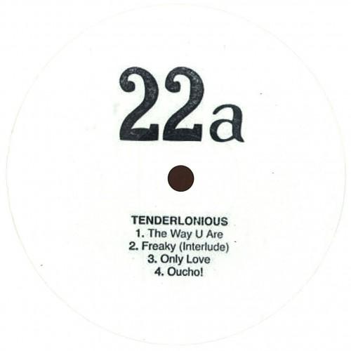Tenderlonious  Al Dobson Jr 22a001 Repress