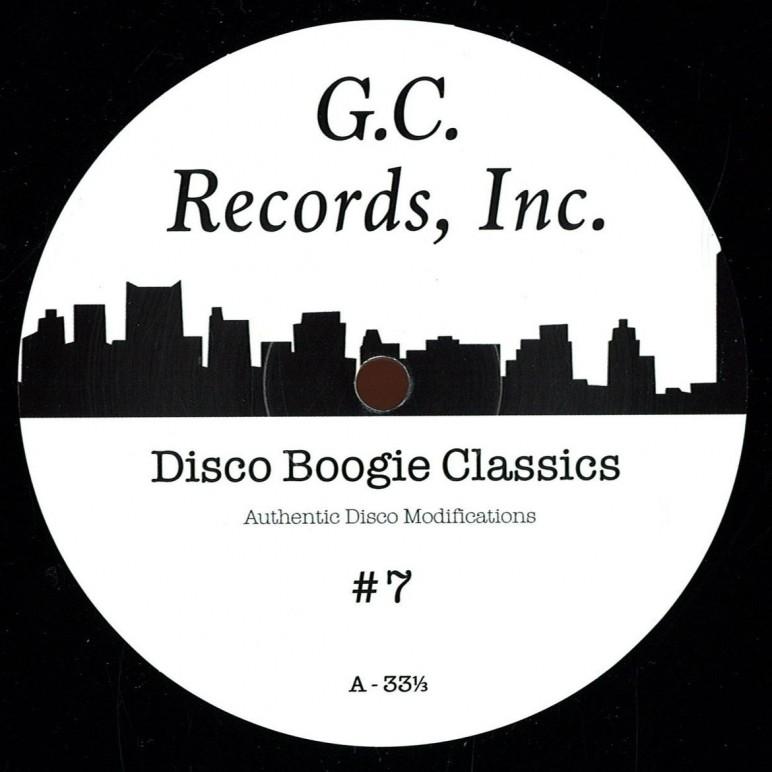 Various Artists Disco Boogie Classics Vol 7