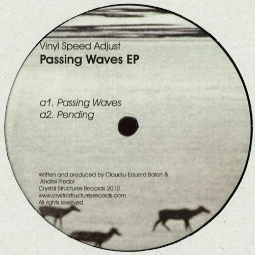 Vinyl Speed Adjust Passing Waves Ep (vinyl Only)