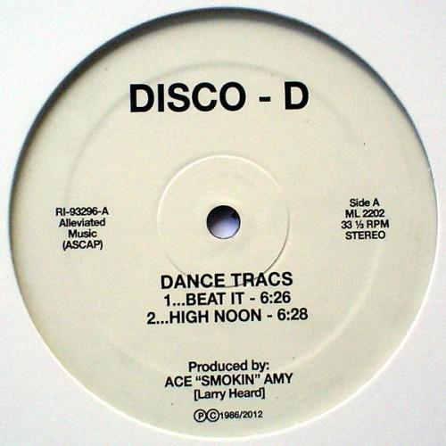 Disco D Dance Tracs