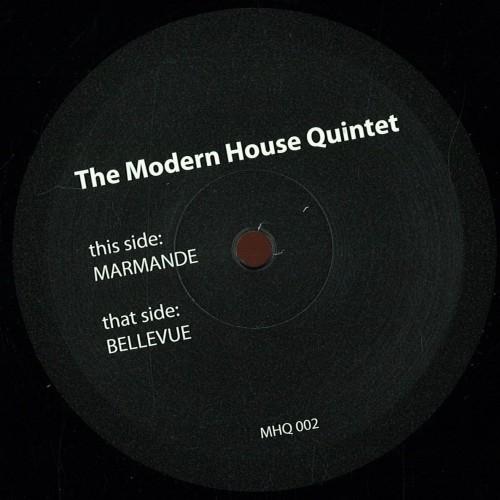 The Modern House Quintet Marmande bellevue