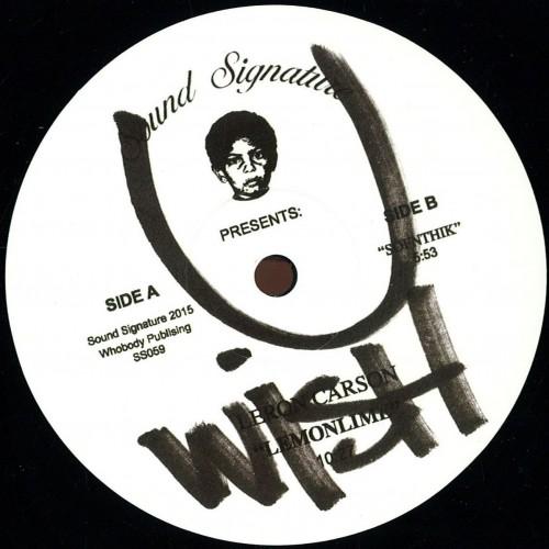 leron carson sound signature