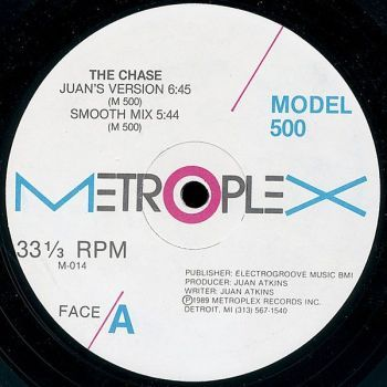 model 500 the chase