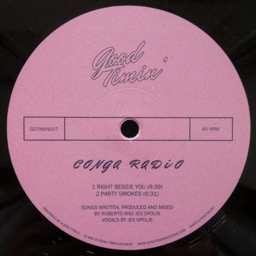 Conga Radio  Right Beside You