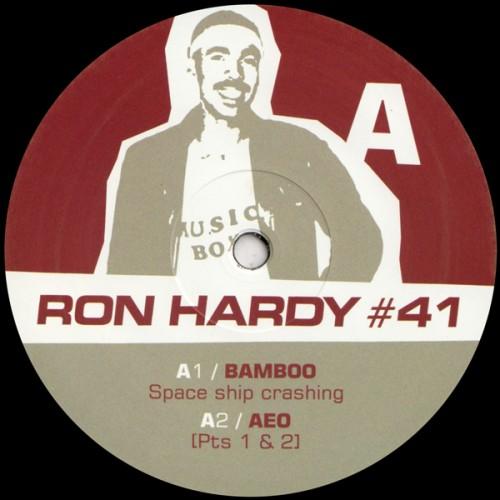 ron hardy 41