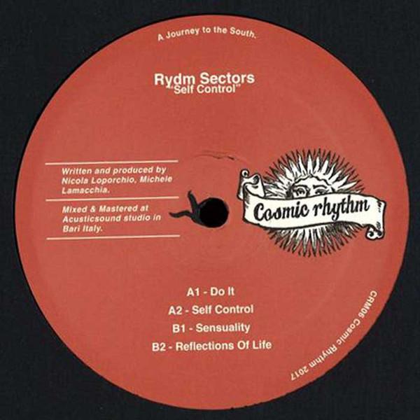 Detroit 909 (Cosmic Rhythm Vision)